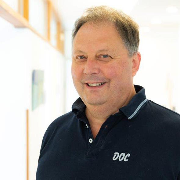Dr. med. Ulrich Vogel, Orthopäde