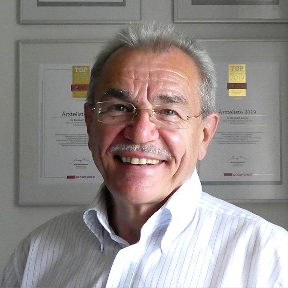 Dr. Dr. med. Bernhard Arnold